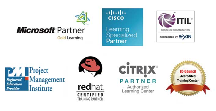 Interface Technical Training Partners - Miscrosoft - Cisco - PMI - Red Hat - ITIL - Citrix