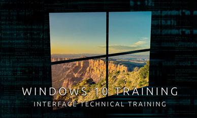 Windows 10 Training Classes | Interface Technical Training