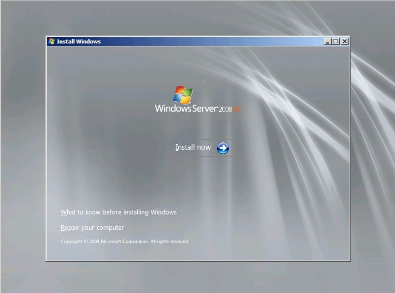 Install Windows 7 Or Server 2008 R2 From A Virtual Hard