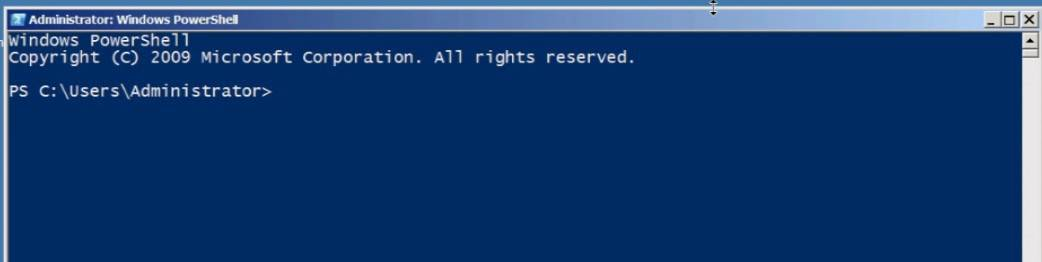 PowerShell v3 and Windows Server 2012 – Discoverability