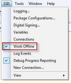 SQL Server - Working with Validation in SSIS