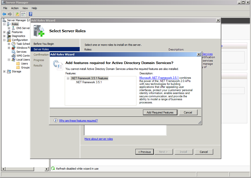 Active Directory Domain Services AD DS Windows Server
