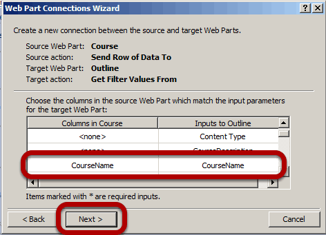 Check Settings SharePoint 2010