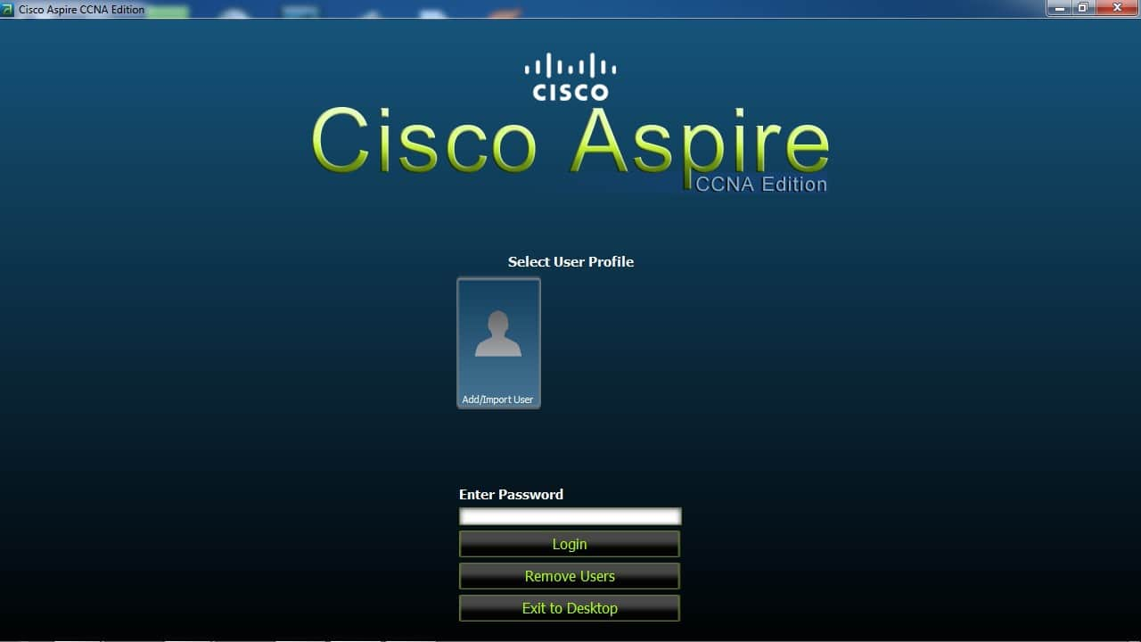 CISCO Aspire a Fun CCNA Certification Game