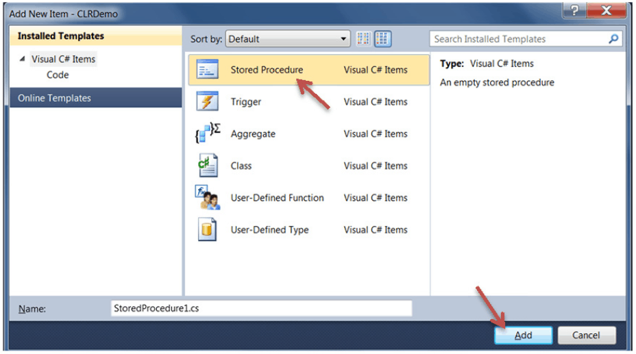 How to create a stored procedure in sql server interface 7 maxwellsz