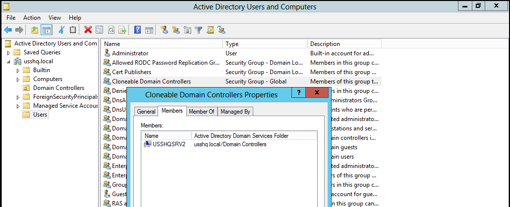 How to install Active Directory Domain Services (AD DS) in Windows Server 2012 -Adding a Replica Windows Server 2012 Domain Controller using Cloning.