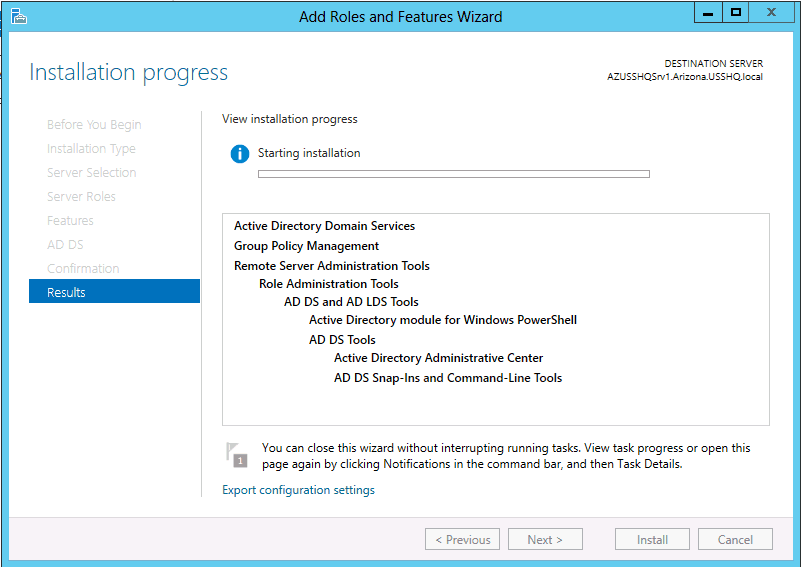 how to add new forest in windows server 2012