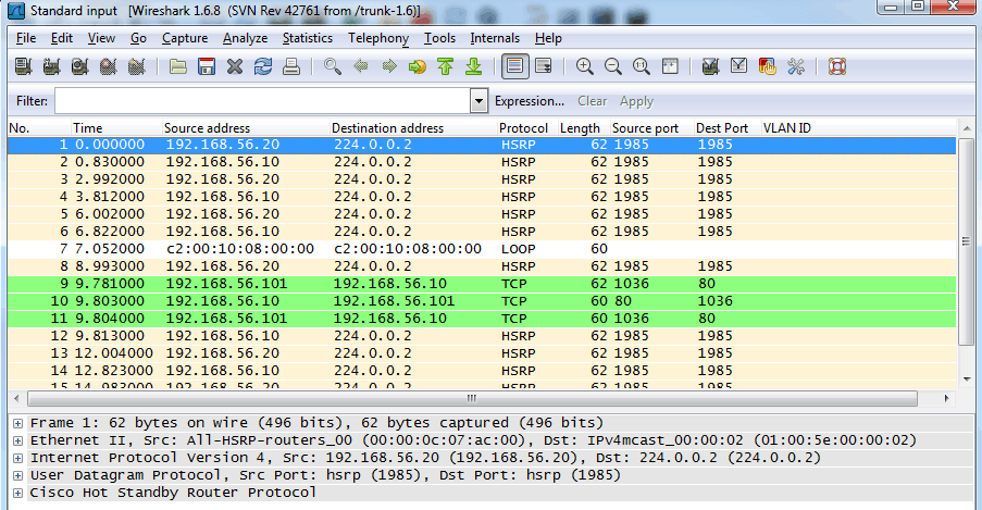 How Cisco Network Gurus Can Fine Tune Wireshark Output