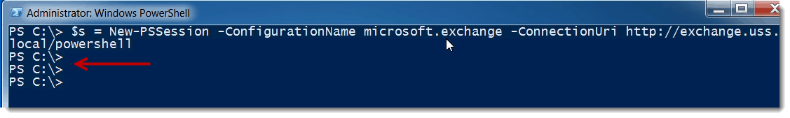 How to Run the Exchange Management Shell (EMS) in PowerShell