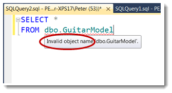 How to Get SSMS to Recognize an Existing Object (Refreshing Lists in SSMS)