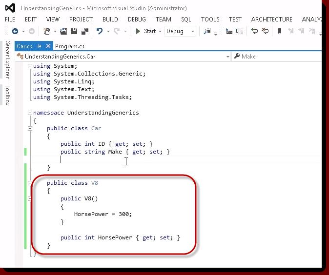 pass generic list as parameter c#