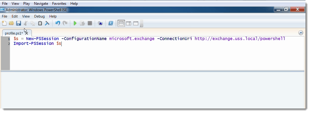 012-ISE-new-pssession-Exchange-Server-Scripting-using-PowerShell