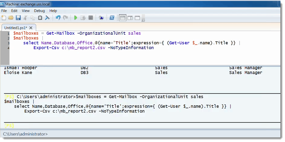 022-ISE-get-user-PowerShell-to-Generate-Reports-in-Exchange-Server-2010