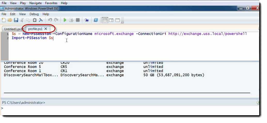 033-string-Exchange-Server-Scripting-using-PowerShell