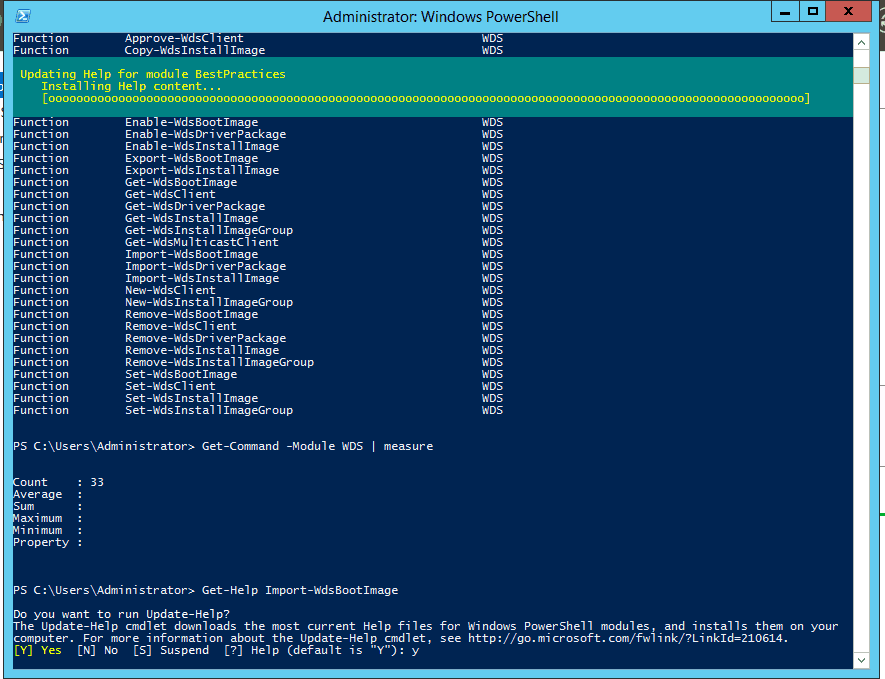 006-Get-Command–Module-WDS-PowerShell-CMDLETS-support-for-Windows-Deployment-Services