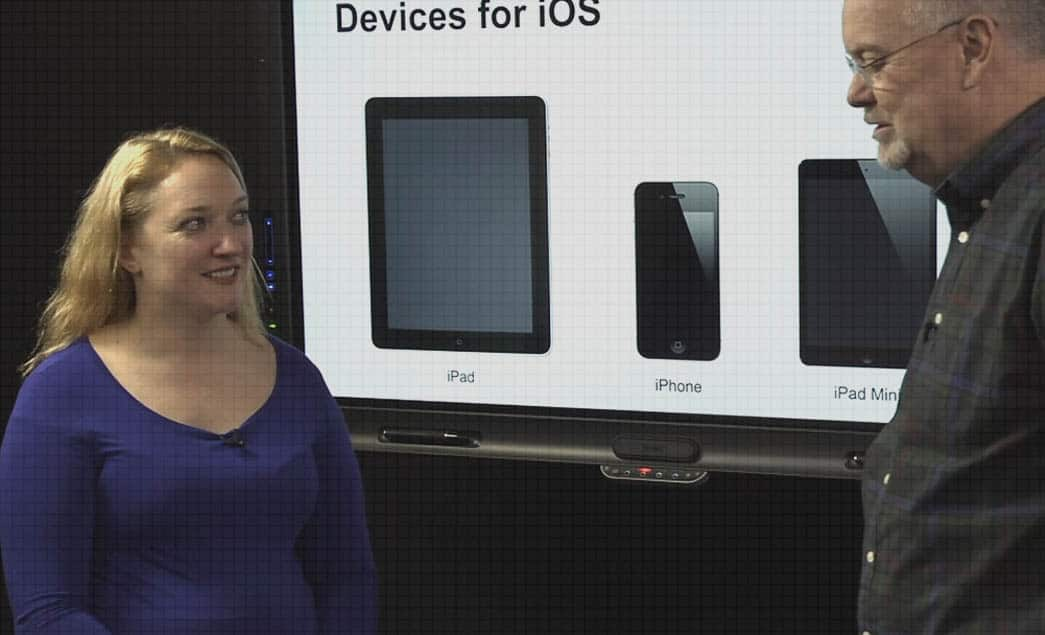 Getting Started with iOS Development with Judy Lipinski video image