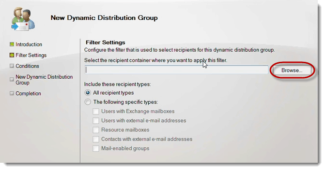005-filter-settings-Dynamic-Distribution-Groups-using-PowerShell