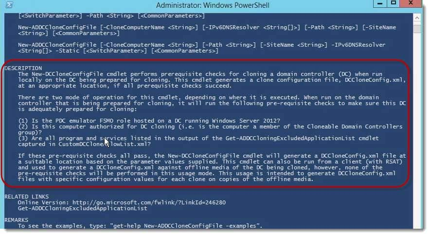 012-clone-config-file-descriptions-powershell-clone-a-Server-2012-Domain Controller