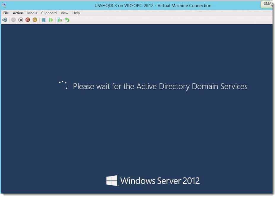 How to clone a Windows Server 2012 or 2012 R2 Domain