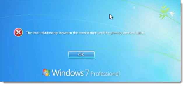 How to Reset a Windows Client Secure Channel Password – Video