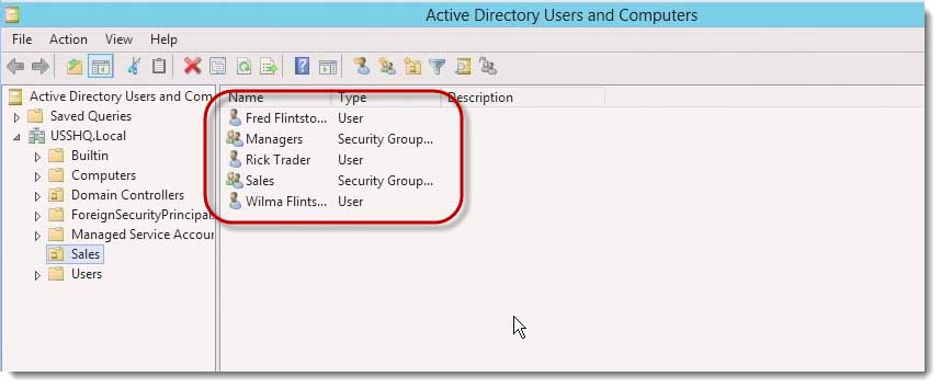 How to configure Compound NTFS Permissions in Windows Server 2012
