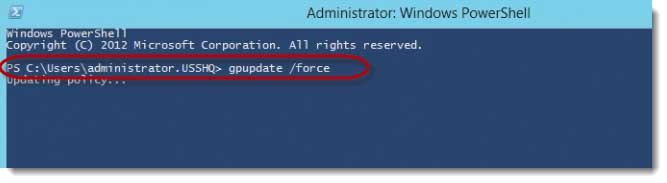 016-powershell-gpupdate-Kerberos Armoring-edit-compound-NTFS-Permission