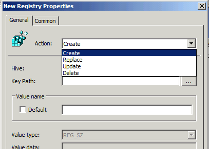 006-Server-2012-Using-Group-Policy-Object-Preferences-New-Registry-Create