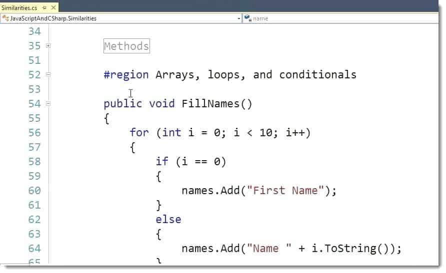 034-Arrays-Loops-Conditionals-Syntax-learn-javascript