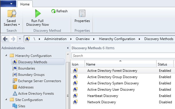 Deploy System Center Configuration Manager Client