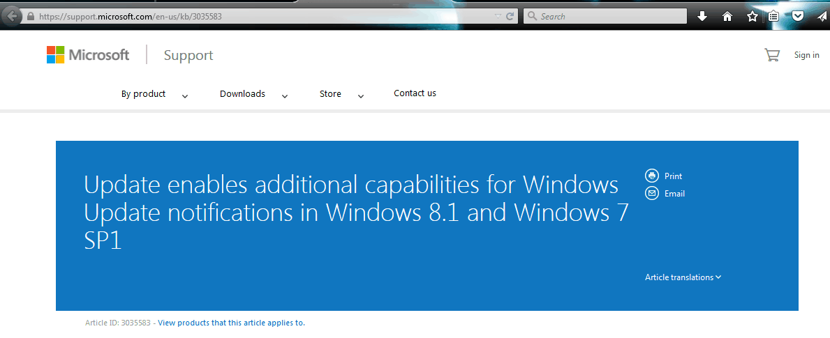 gwxux windows 7
