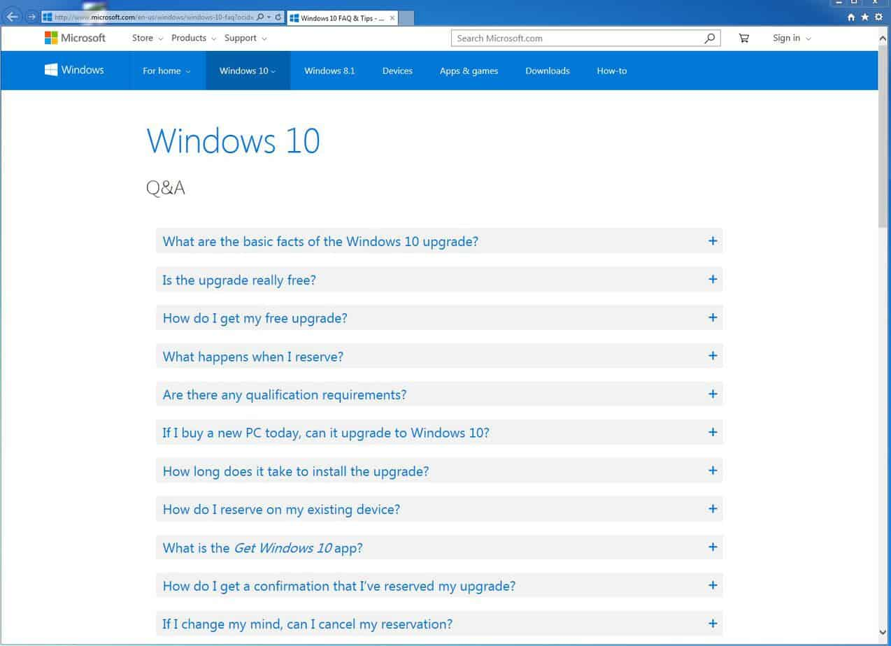 006-Upgrade-to-Windows-10-frequently-asked-questions