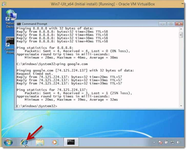 Video - Connect your Virtual Machine in GNS3 to the Internet