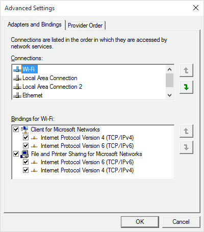 005-Changing-the-Network-Provider-Order-in-Windows-10