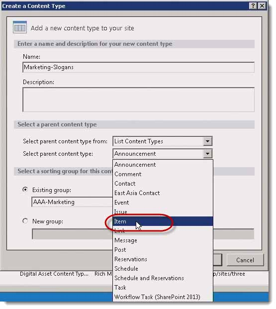 how to create group in sharepoint 2013
