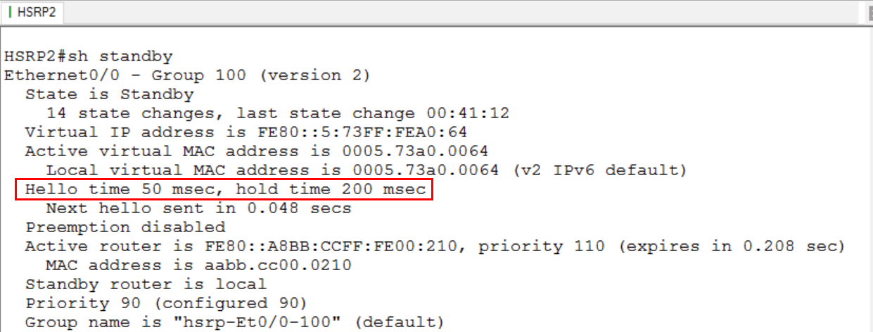 How to Configure HSRP for IPv6 on Cisco Networks