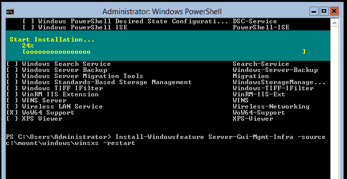 007-install-windows-feature-PowerShell-to-MiniShell-on-Server-2012