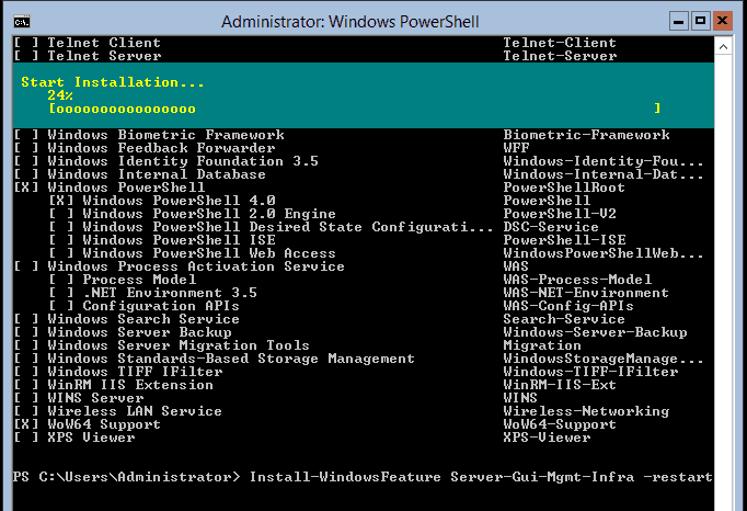 010-install-windows-feature-PowerShell-to-MiniShell-on-Server-2012