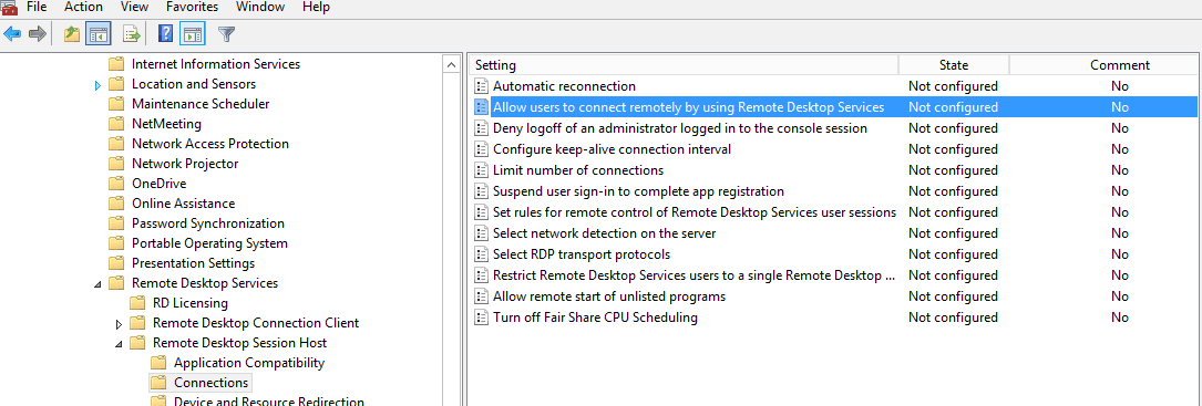 How to Remotely Enable and Disable (RDP) Remote Desktop