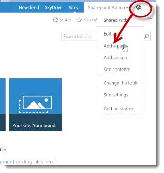 003-how-to-create-home-page-dashboards-in-sharepoint-2013