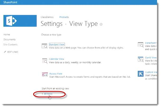 004-how-to-create-views-in-sharepoint-2013