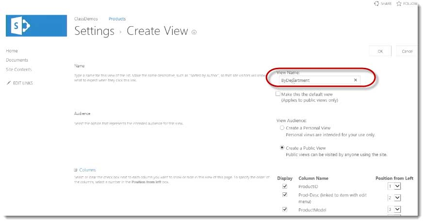 005-how-to-create-views-in-sharepoint-2013