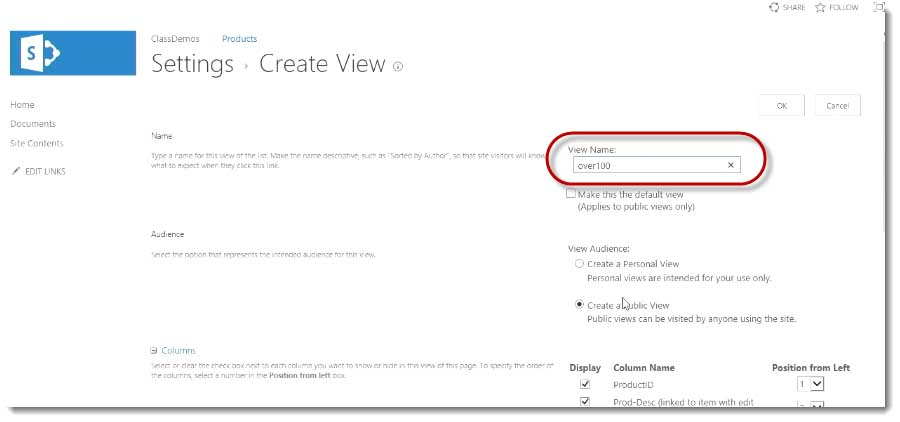 033-how-to-create-views-in-sharepoint-2013