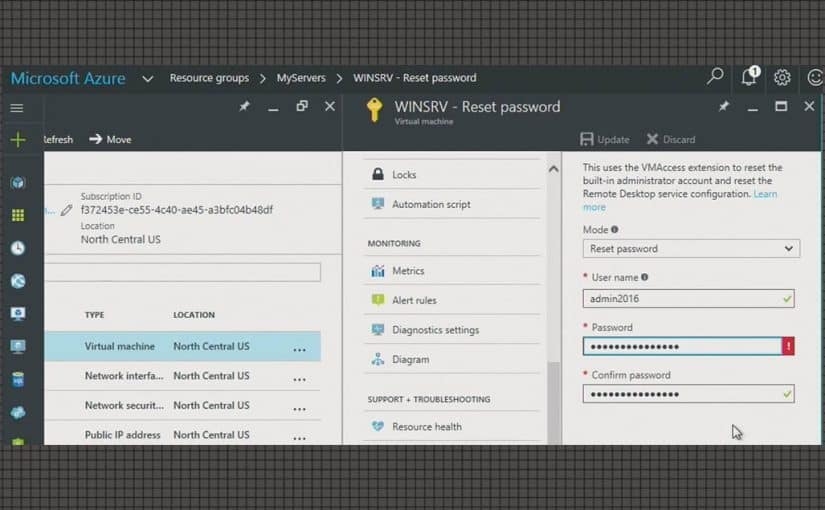 How to Recover and Reset Passwords in Azure by Mike Pfeiffer video image