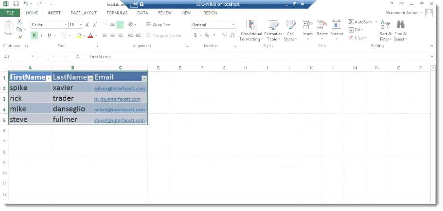 Managing Lists and Libraries in SharePoint – An Overview | Video ...
