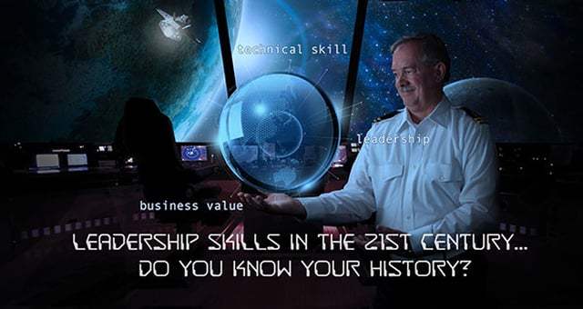 Interface Technical Training Leadership Skills in the 21st Century … Do you Know Your History? Webinar