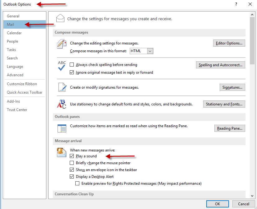 how to check sound settings in windows 10