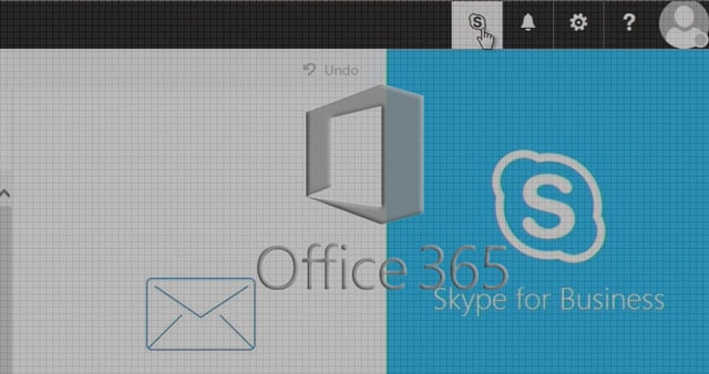 configuring skype for business in office 365 interface. Black Bedroom Furniture Sets. Home Design Ideas