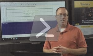 How to use the PowerShell Script Analyzer video image Jason Yoder