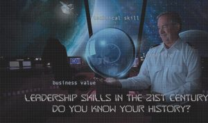 Project Management (PMP) Leadership seminar video image Steve Fullmer Interface Technical Training