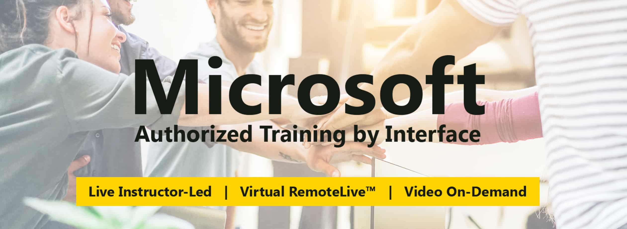 Microsoft Training Classes